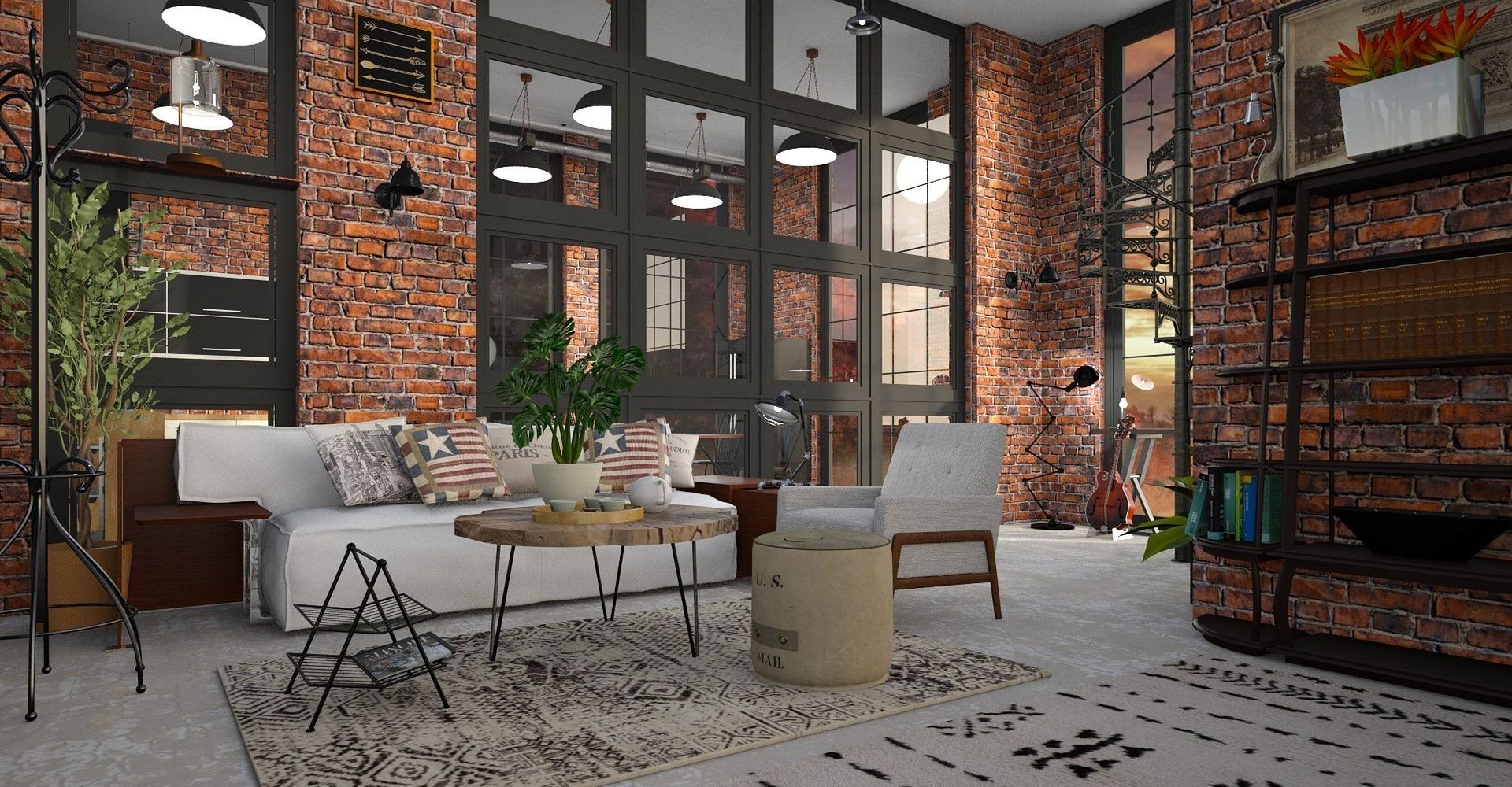 Mit Home-Ex Immobilien Loft-Wohnung verkaufen - kaufen
