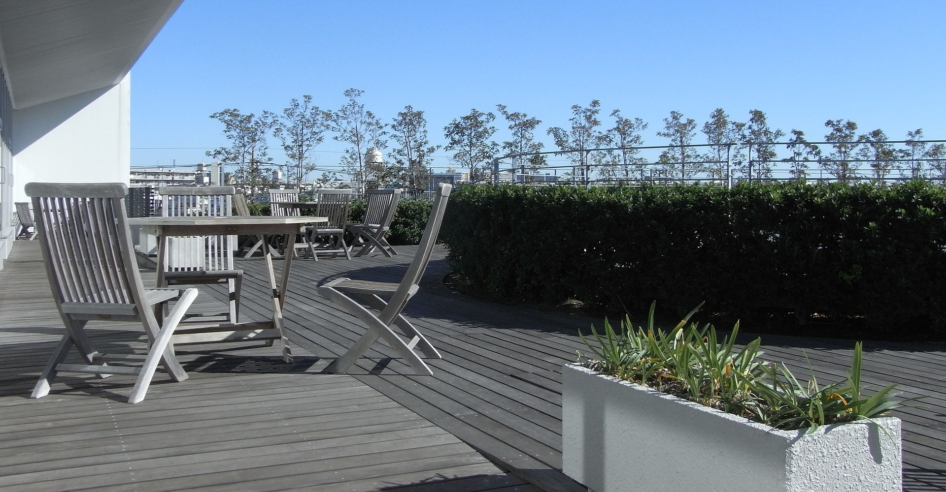 Mit Home-Ex Immobilien Terrassenwohnungen verkaufen - kaufen